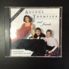 Amanda Thompson - Amanda Thompson And Friends CD (M-/M-) -klassinen-