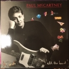 Paul McCartney - All The Best! 2LP (VG/VG+) -pop rock-
