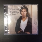 Bruce Springsteen - Darkness On The Edge Of Town CD (avaamaton) -roots rock-