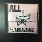 All - Trailblazer CD (M-/VG+) -punk rock-