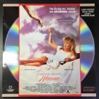 And God Created Woman LaserDisc (VG+/VG+) -komedia/draama-