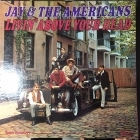 Jay & The Americans - Livin' Above Your Head LP (VG/VG+) -pop rock-