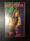 Alice Cooper - The Nightmare Returns VHS (M-/M-) -hard rock-