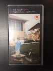 Van Halen - Live: Right Here, Right Now VHS (M-/VG+) -hard rock-