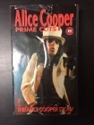 Alice Cooper - Prime Cuts VHS (M-/VG) -hard rock-