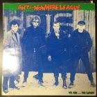 Anti-Nowhere League - We Are... The League (UK/LMNOP1/1982) LP (VG/VG) -punk rock-