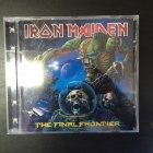 Iron Maiden - The Final Frontier CD (VG/M-) -heavy metal-