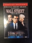 Wall Street (special edition) DVD (M-/VG+) -draama-