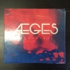 Aeges - Weightless CD (VG/VG+) -post-hardcore-
