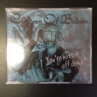 Children Of Bodom - You're Better Off Dead! CDS (VG/M-) -melodic death metal-