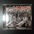 Engorged - Engorged CD (VG+/M-) -death metal/grindcore-