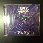 King Diamond - The Eye (remastered gold edition) CD (VG+/M-) -heavy metal-