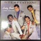 Temptations - Lady Soul / Deeper Than Love / Papa Was A Rolling Stone 12'' SINGLE (VG+-M-/VG+) -r&b-