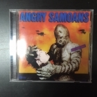 Angry Samoans - Back From Samoa CD (M-/M-) -punk rock-