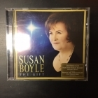 Susan Boyle - The Gift CD (VG+/M-) -joululevy-