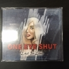 One Eye Shut - Last In Line CDS (VG+/M-) -hard rock-