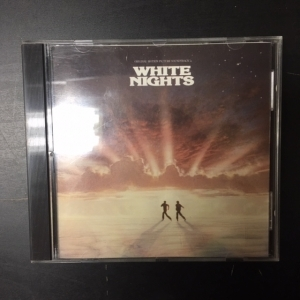 White Nights - Original Motion Picture Soundtrack CD (M-/M-) -soundtrack-