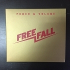 Free Fall - Power & Volume (limited edition) CD (VG+/VG+) -hard rock-