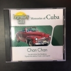 All Star Cuban Band - Memories Of Cuba CD (VG/M-) -cuban music-