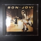Bon Jovi - Bon Jovi CD (VG/VG+) -hard rock-