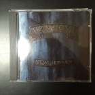 Bon Jovi - New Jersey CD (VG/M-) -hard rock-