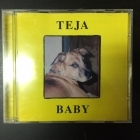 Teja - Baby CD (M-/M-) -punk rock-