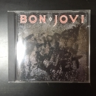 Bon Jovi - Slippery When Wet CD (VG+/VG+) -hard rock-