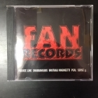 Fan Records CD (M-/VG+)