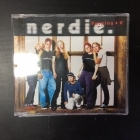 Nerdie - Burning 4 U CDS (VG/M-) -pop rock-