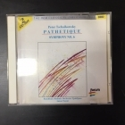 Tchaikovsky - Pathetique / Serenade For Stringorchestra / Violin Concerto 2CD (VG+-M-/VG) -klassinen-
