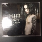 HIM - Solitary Man CDS (VG+/M-) -gothic metal-