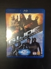 G.I. Joe - The Rise Of Cobra Blu-ray (M-/M-) -toiminta-