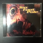 Ten Foot Pole - Insider CD (VG+/VG+) -punk rock-
