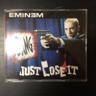 Eminem - Just Lose It CDS (VG+/M-) -hip hop-