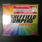 Sheffield Jumpers - Jump With Me CDS (M-/M-) -jumpstyle-