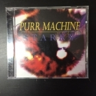 Purr Machine - Starry CD (M-/M-) -gothic rock/electro-