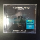 Timbaland - Shock Value II CD (M-/M-) -hip hop-