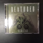 Deathbed - Veritas CD (VG+/M-) -hardcore-