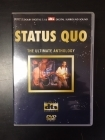 Status Quo - The Ultimate Anthology DVD (VG+/M-) -hard rock-