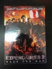 Expendables 2 - Back For War DVD (avaamaton) -toiminta-