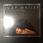 Jody Watley - I Want Your Love CDS (M-/M-) -house-