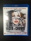 Faces In The Crowd Blu-ray (M-/M-) -jännitys-