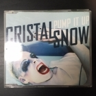 Cristal Snow - Pump It Up CDS (M-/M-) -electropop-