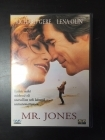 Mr. Jones DVD (VG/M-) -draama-
