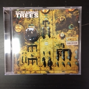 Screaming Trees - Sweet Oblivion CD (M-/VG+) -psychedelic rock-