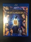 Night At The Museum 2 Blu-ray+DVD (VG-M-/M-) -komedia-