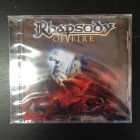 Rhapsody Of Fire - From Chaos To Eternity CD (avaamaton) -symphonic power metal-