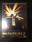 Scanners 2 - The New Order DVD (M-/M-) -kauhu-