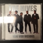 Hives - Veni Vidi Vicious CD (VG+/M-) -garage rock-