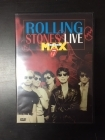 Rolling Stones - Live At The Max DVD (G/M-) -rock n roll-